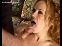 Wife cuckolding her new husband in their home
