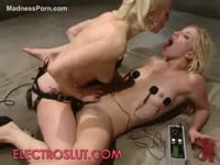 Collection of various skinny teens in BDSM restraints and being screwed or dominated well